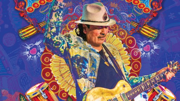 None - Win a pair of tickets to see Santana at Riverbend Music Center!