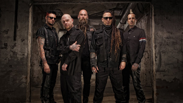 image for Win tickets to see Five Finger Death Punch, Papa Roach, and more at Heritage Bank Center!