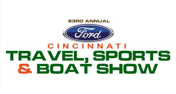 None - Win a pair of tickets to the Ford Cincinnati Travel, Sports and Boat Show