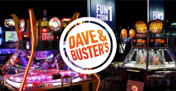image for Win a $50 Dave & Buster's Power Play Gift Card!