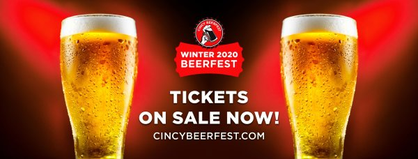 image for Win tickets to the Cincy Winter Beerfest