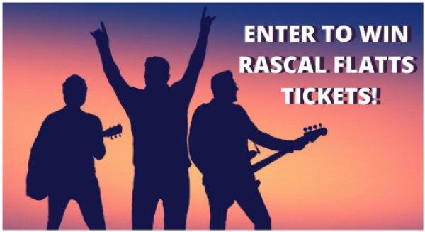 image for The My Wish Contest! Win a pair of tickets to see Rascal Flatts!