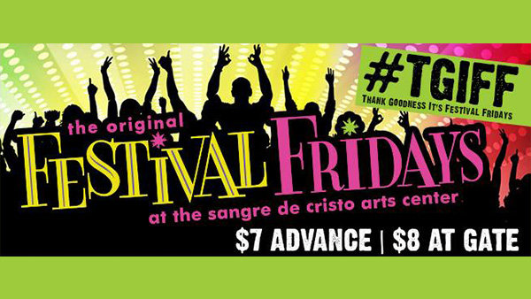 None - Win Tickets To Festival Fridays