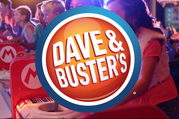 None - Win a Dave & Buster's Gift Card!