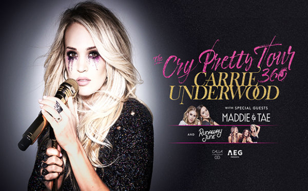 None - Win Carrie Underwood Tickets!