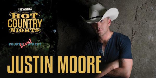 None - Win Justin Moore Tickets!
