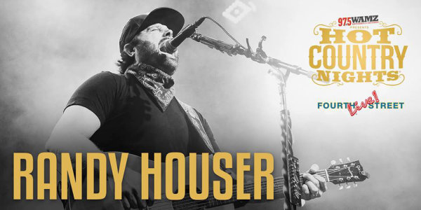 None - Randy Houser *Ticket Takeover* Giveaway!