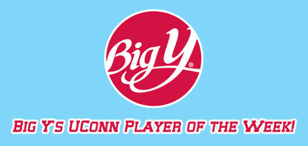 image for Big Y UConn Player of the Week