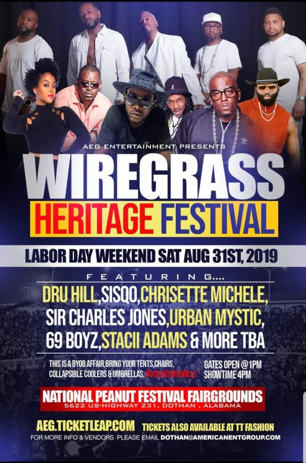 None - Wiregrass Heritage Festival Dothan, AL