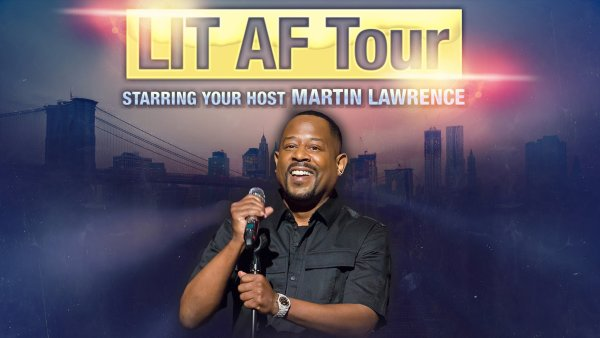None - Martin Lawrence Tour| February 7th