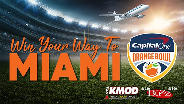 None - Win Your Way To Miami!
