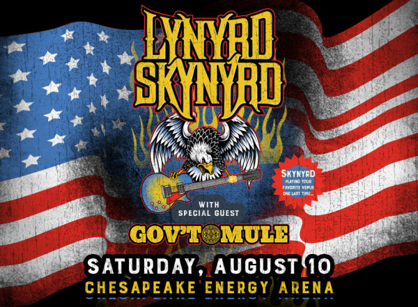 None - Enter To Win Lynyrd Skynyrd Tickets!