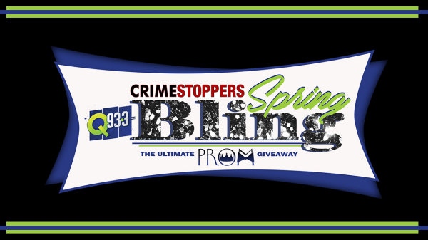 None - Crimestoppers Spring Bling: The Ultimate Prom Giveaway
