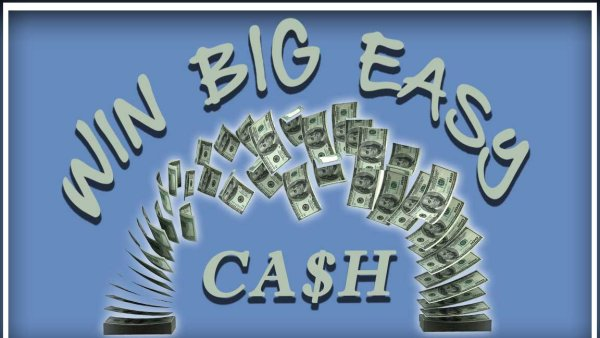 None - Cash in and Win $1000 with Big Easy Cash!