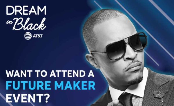 image for  AT&T's Dream In Black event with T.I