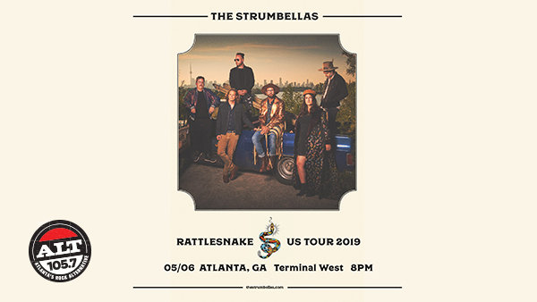 None -        Enter to Win The Strumbellas Tickets!