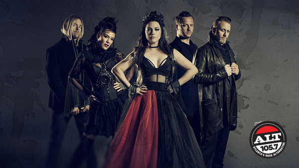 None -        Enter to Win Evanescence Tickets!