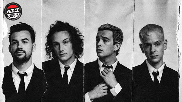 None - Enter to Win tickets to see The 1975!