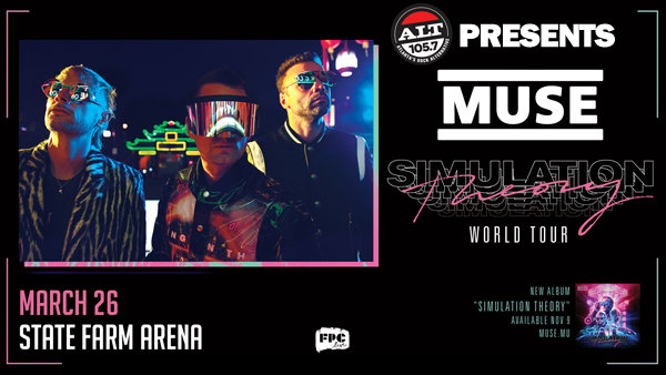 None - Enter to Win MUSE tickets!
