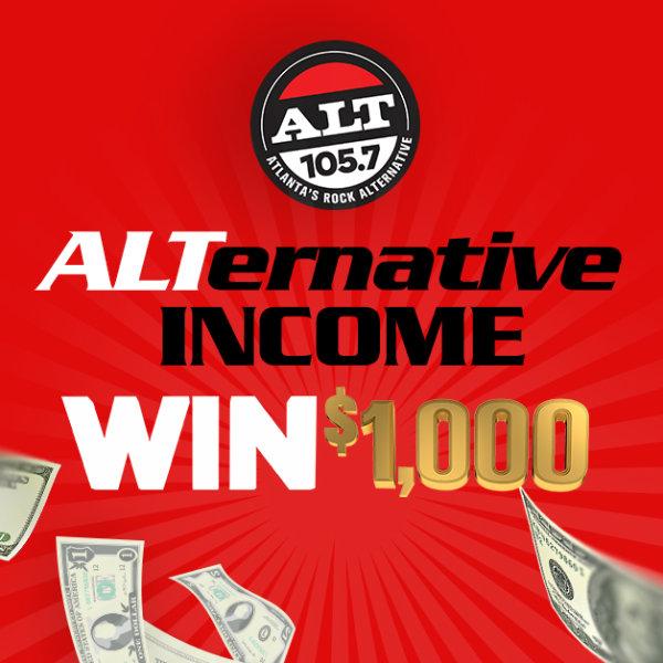 None -   ALTernative Income - Win $1,000 Every Hour!