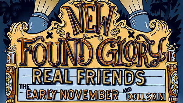None -  Enter to Win New Found Glory tickets!