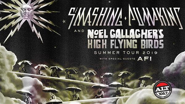 None -  Enter to Win Smashing Pumpkins tickets!