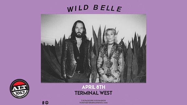 None -           Enter To Win Wild Belle Tickets!