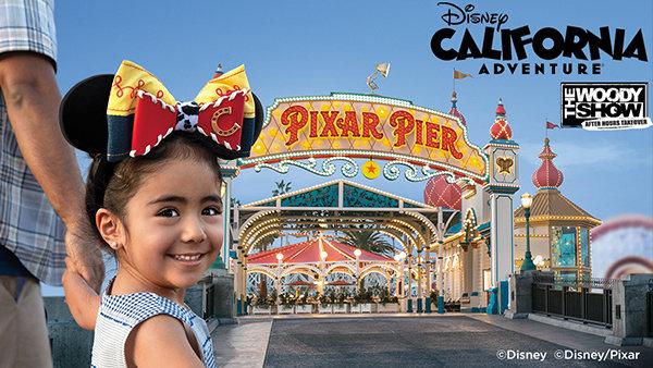 None - Win A Trip To Disney California Adventure Park!