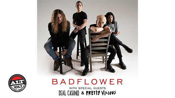 None -  Win Tickets To See Badflower!