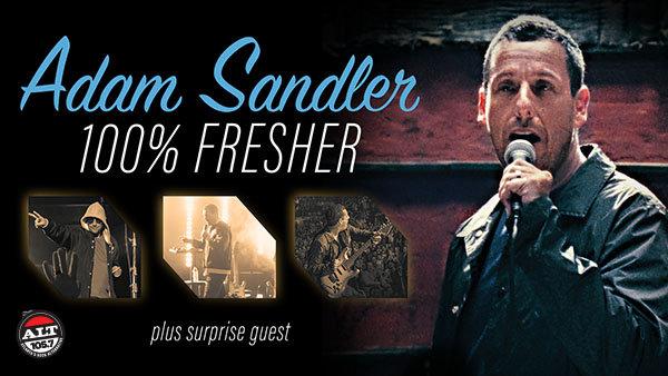 None -           Enter to Win Adam Sandler Tickets!