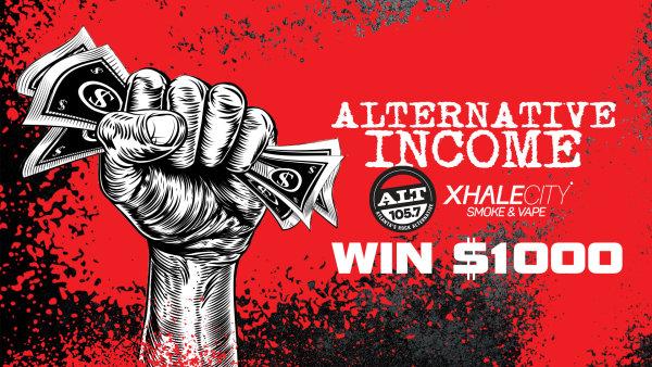 None - Alternative Income: Win $1000 Every Hour!