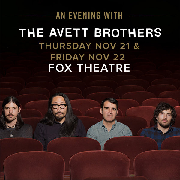 None - Win tickets to see the Avett Brothers