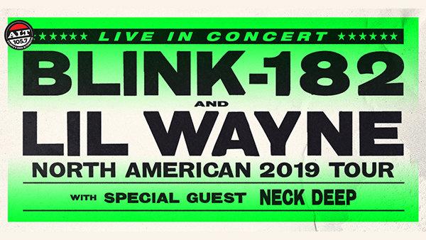 None - Win Blink 182 + Lil Wayne Tickets!
