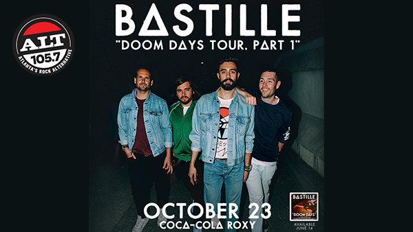 None - ALT 105.7 Presents: Bastille!
