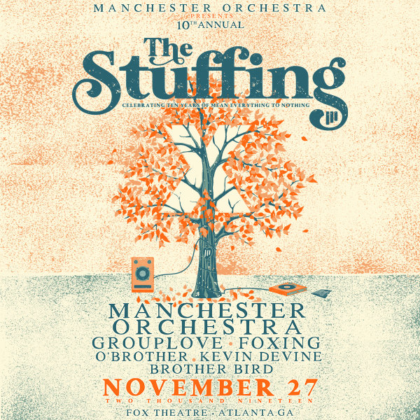 None - Win The Stuffing tickets!