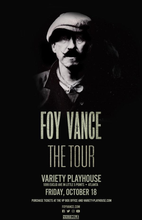 None - Win tickets to Foy Vance!