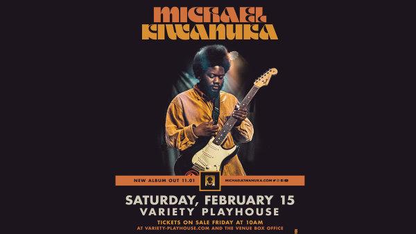 None - Win tickets to Michael Kiwanuka!