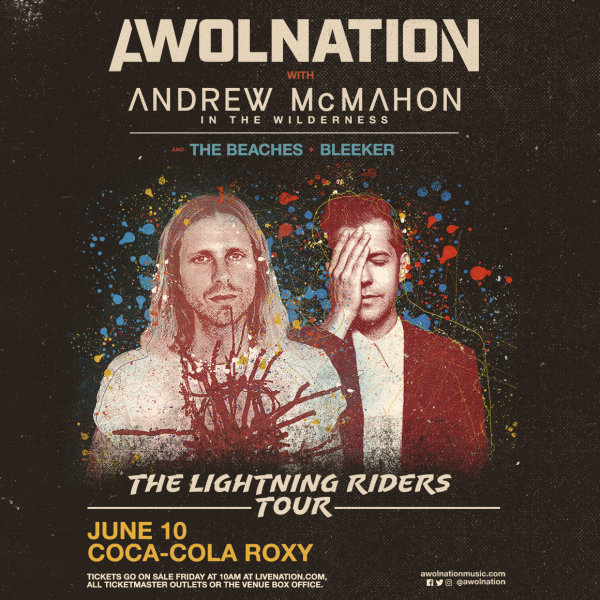 None - Win tickets to AWOLNATION!