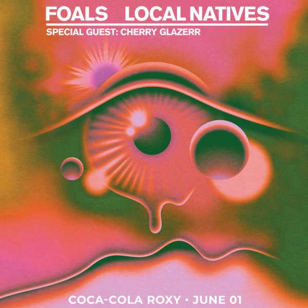 None - Win tickets to Foal & Local Natives!