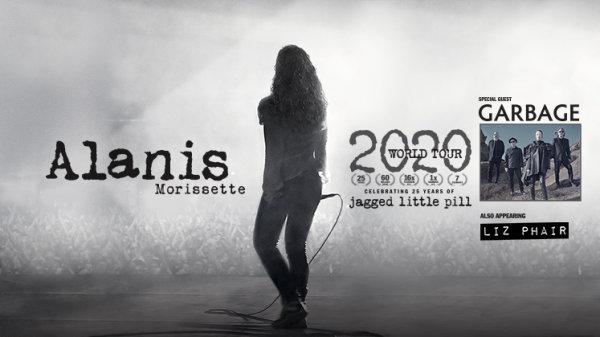 None - Win tickets to Alanis Morissette!