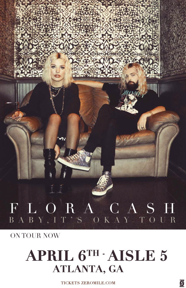 None - Win tickets to Flora Cash!