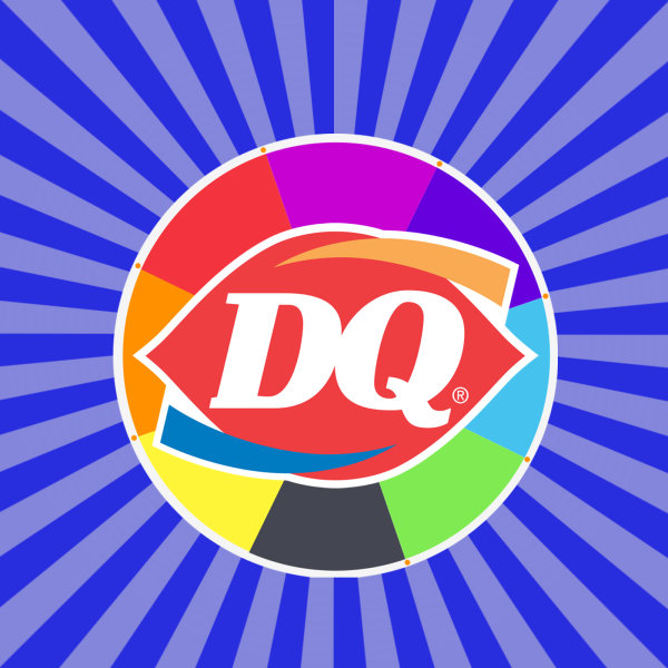 None - Register for the Dairy Queen Birthday Wheel