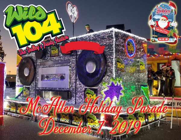None - Register for tickets to stadium seating for McAllen Holiday Parade!