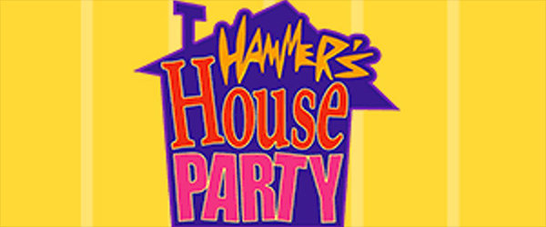 None - Register for tickets to Hammer's  House Party