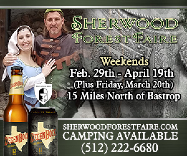 image for Win Tickets To Sherwood Forest Faire!