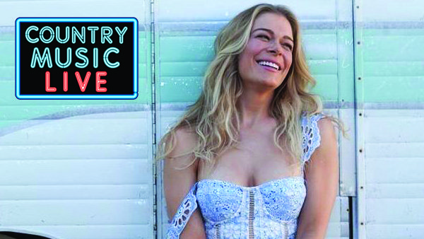None - Win Tickets To See LeAnn Rimes At Nutty Brown!