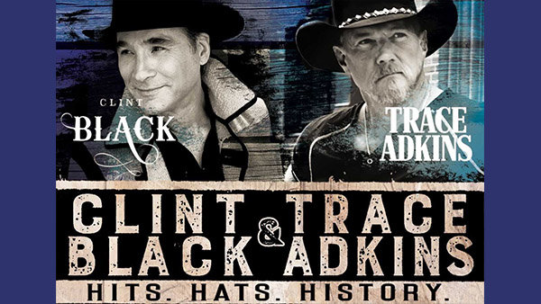 None - Enter For A Chance To Win Tickets To See Clint Black & Trace Adkins!