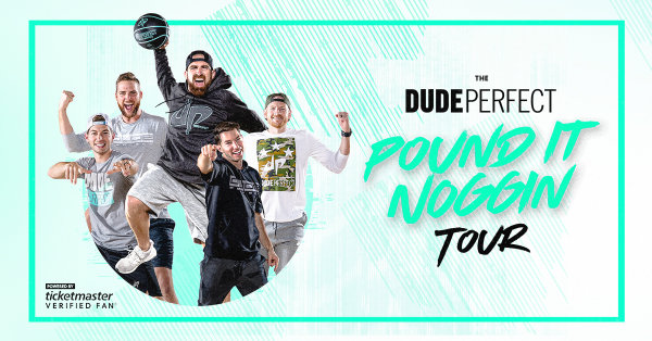 None - Win Tickets to Dude Perfect!