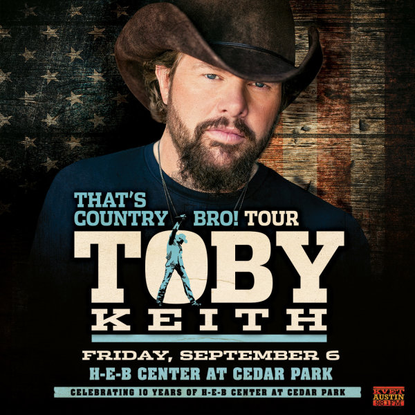 None - Enter For A Chance To Win Tickets To See Toby Keith!