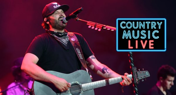 None - Enter To Win A Pair Of Tickets To See Randy Houser At Country Music Live!